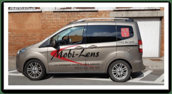 Taxi social / Mobilens