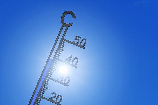 thermomètre chaleur