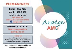 ARPEGE AMO / Un service gratuit pour les jeunes